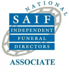 SAIF Associate Logo